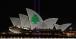 أستراليا تضيء الأوبرا هاوس بالأرزة اللبنانية تضامنا مع لبنان